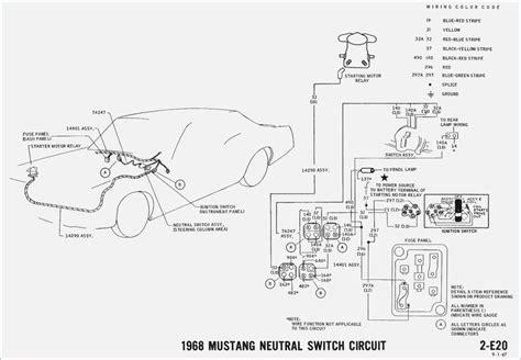 1966 Mustang Wiring Harness Diagram