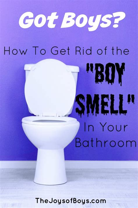 keep bathroom smelling fresh how to get rid of the boy smell in your bathroom