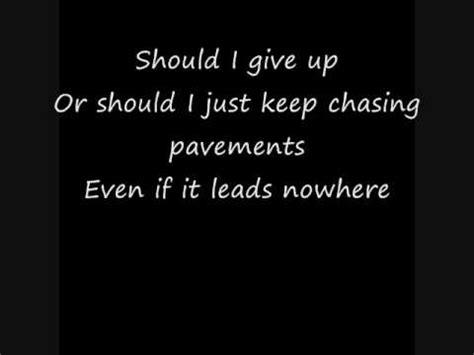 adele rolling chasing pavements lyrics adele chasing pavements lyrics download bayfile