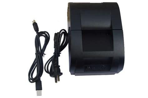 Printer Struk Murah jual printer kasir murah print tanpa memakai tinta harga jual