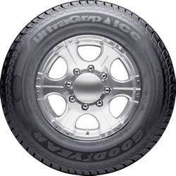 Truck Tires On Ultra Grip Wrt Light Truck Tires Goodyear Tires