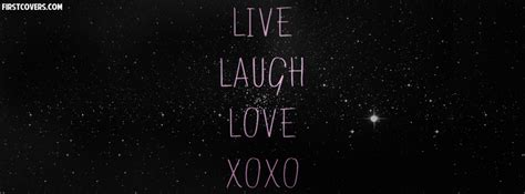 Cp Smile Xoxo Navy live laugh xoxo cover profile cover 5273 firstcovers