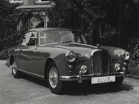 Alvis TD21   Classic Car Review   Honest John