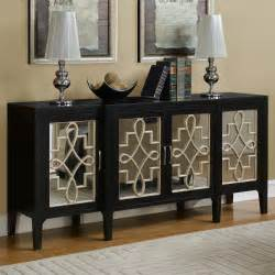 Sideboard With Mirror Coast To Coast Imports Manry Credenza Amp Reviews Wayfair