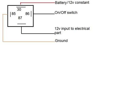 12 volt switch wiring 12 free engine image for user