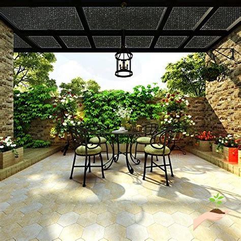 Shade Cloth Carports by Shade Cloth Block 90 Of Uv Rays For Pergola Greenhouses