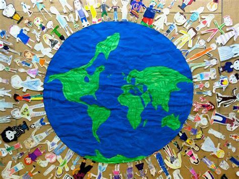 international crafts for around the world bulletin board meri cherry