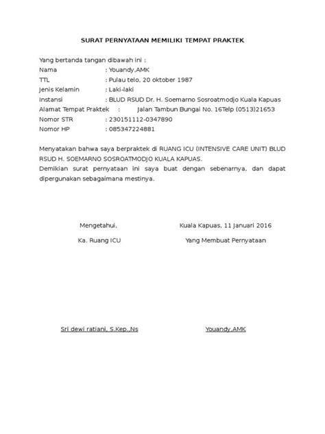 format surat pernyataan wanprestasi 15 contoh surat pernyataan dengan penulisan yang sopan