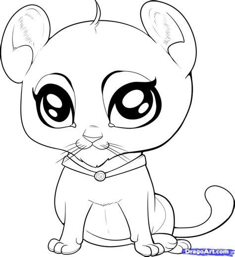 10 cute animals coloring pages cute animals to draw 10 pics of how to draw cute ba