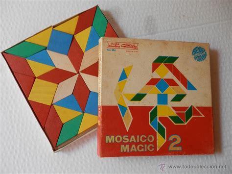 figuras geometricas juegos didacticos mosaico piezas de madera muy bien pulidas p comprar