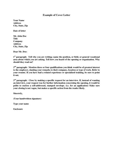 Cover Letter With One Address Addressing A Letter To Two It Resume Cover Letter