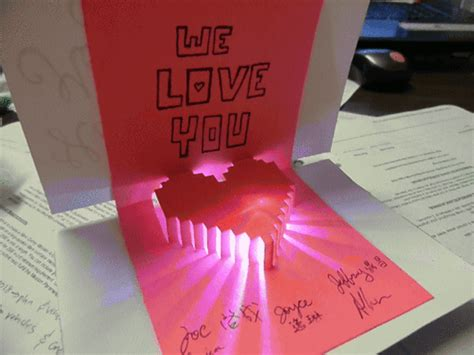 3d Home Design Software Made Easy by Quick And Fun Project Light Up Pop Up Card For