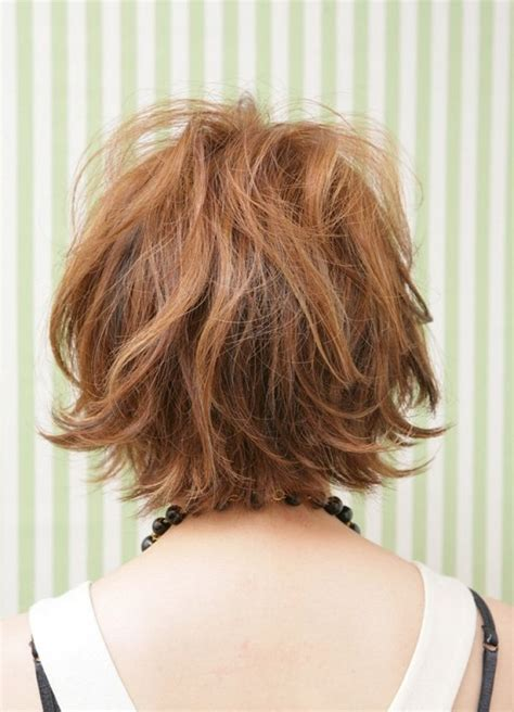 messy bob hair style back side 120 best health and beauty images on pinterest