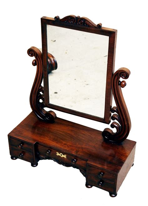 antique vanity table with mirror and bench antique victorian dressing table mirror s s timms