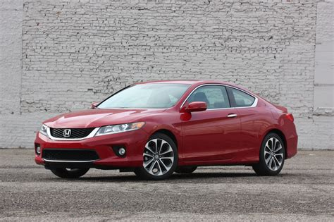 honda accord v6 2013 2013 honda accord coupe v6 6mt autoblog