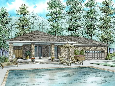 Pool House Plans With Garage by Unique Garage Plans Unique Garage Apartment Plan Doubles