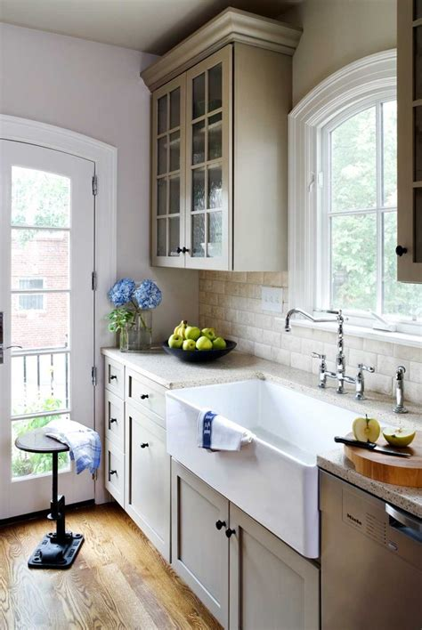 farmhouse sink with faucet holes farmhouse sink faucet kitchen home design ideas