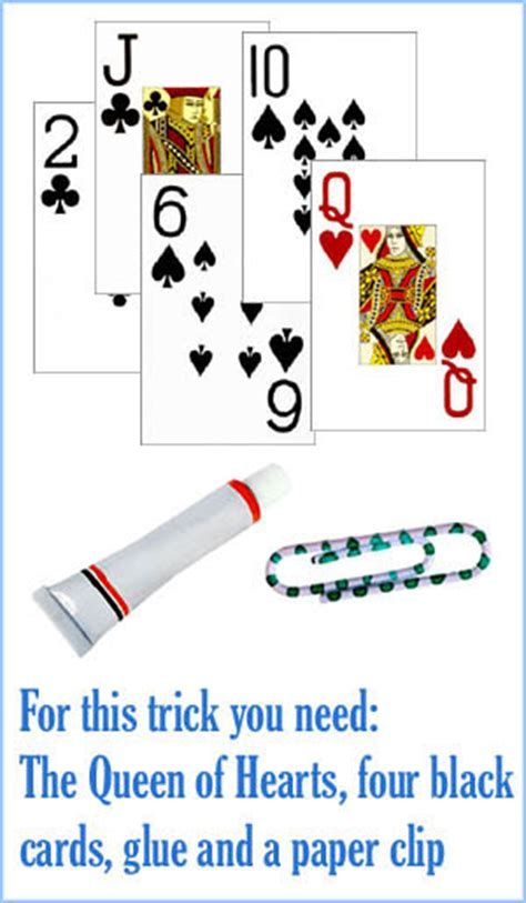 printable card trick instructions 9 magic tricks for kids step by step guide easy and cool