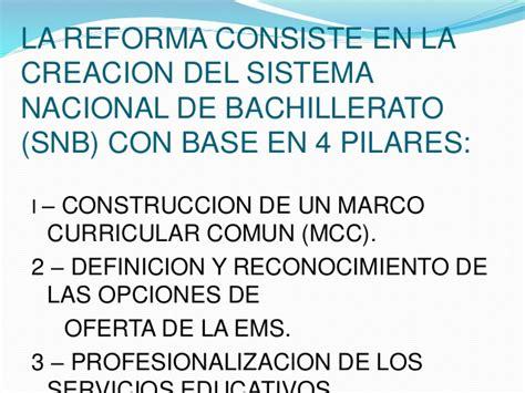 Diseño Curricular Base Definicion La Reforma Educativa