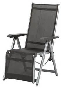 mobilier de jardin kettler kettler basic plus relax chair fauteuil de jardin pliant 224 seulement 211 67