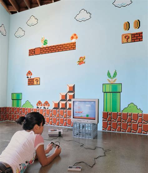 mario bros stickers wall nintendo kong mario bros wall decal