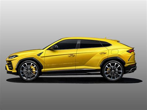fastest lamborghini lamborghini urus is the fastest suv in the with a