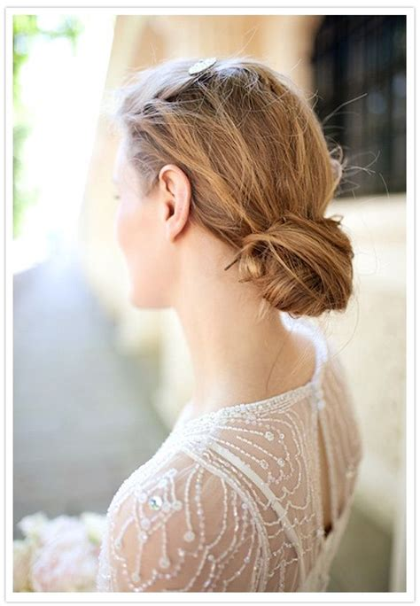 young bridesmaid buns best 25 low loose buns ideas on pinterest loose buns