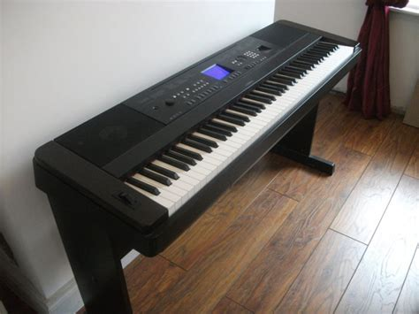Keyboard Yamaha Dgx 650 yamaha dgx 650 for sale in blanchardstown dublin from rcdada