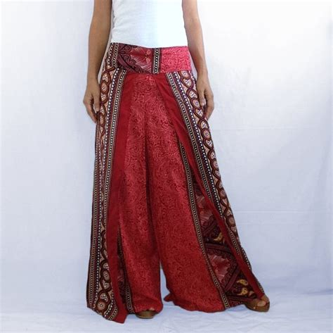 Comfy Wide Legs 2 by Comfy Wide Leg In Tribal Print