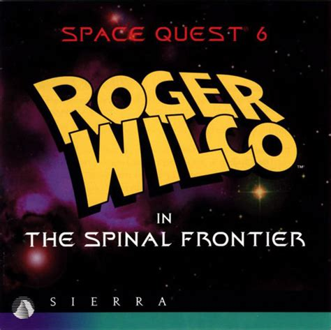 Wilco Wii Wiilco by Space Quest 6 Roger Wilco In The Spinal Frontier Sur Pc