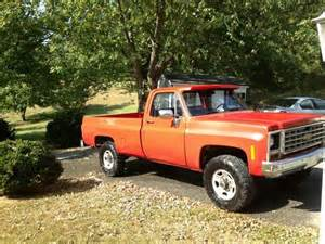 find new 1978 chevy k20 4x4 4spd no reserve in