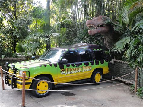 jurassic park car the jurassic park car by naya hime on deviantart