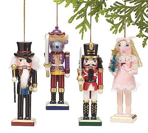 burton 5 25 quot nutcracker sweet characters wooden christmas