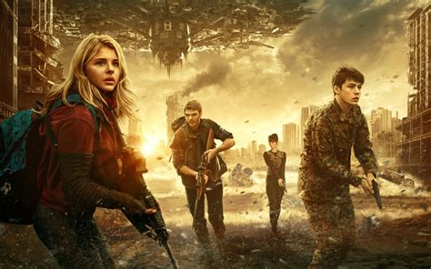 the 5th wave the 2016 the 5th wave hd wallpaper 5th wave movie wallpapers wallpaper and movie