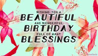 free beautiful birthday blessings ecard email free personalized birthday cards