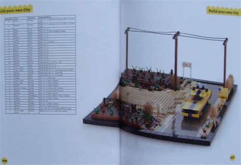 Lego City Helicopter And Robert livre book lego construire votre propre ville build