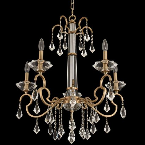 Brushed Gold Chandelier Allegri 031650 038 Fr001 Valencia Brushed Chagne Gold Hanging Chandelier All 031650 038 Fr001