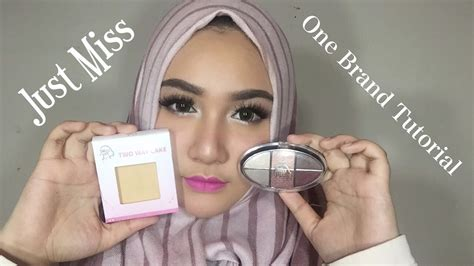 Makeup Just Miss just miss one brand tutorial glam makeup look