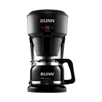 ace hardware coffee maker bunn 10 speedbrew coffee maker black 45700 0000 auto
