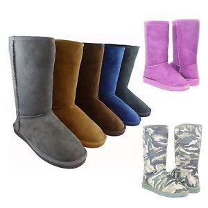 design comfort shoes women boots fashion mid calf cute fur design comfort shoes
