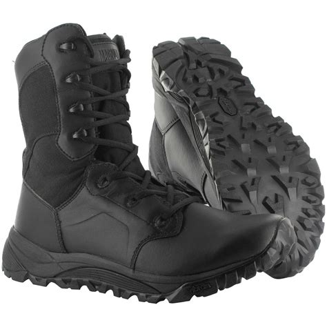 almost magnum zip black s magnum 174 mach 2 8 0 waterproof side zip tactical