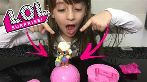 unboxing doll unboxing doll lol