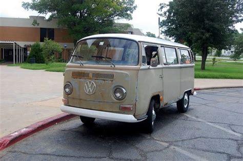 buy   vw volkswagen bus bay window microbus  tulsa oklahoma united states