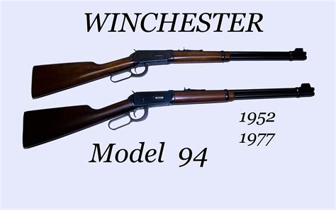 Winchester Model 94 winchester model 94 pre 64 and post 64 up
