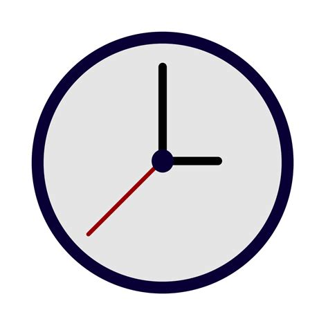 simple clock simple clock clipart best