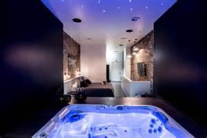appartement chambre avec sauna privatif belgique