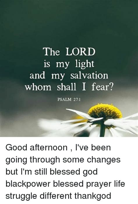 the lord is my light and salvation 25 best memes about psalm 27 1 psalm 27 1 memes