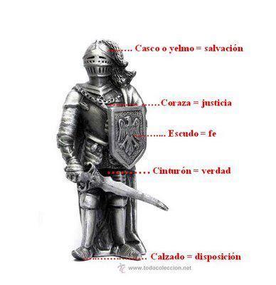 guerra espiritual armadura de un guerrero ense 241 anzas y reflexiones b 236 blicas camino verdad y vida