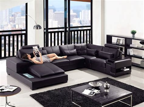 curved leather sectional sofa elite curved sectional sofa in leather with pillows