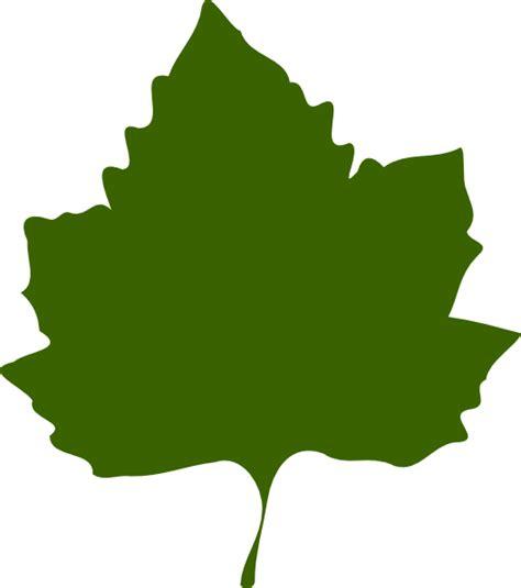 leaf clipart green leaf clip at clker vector clip